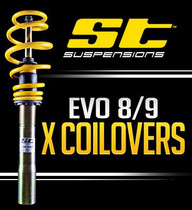 ST X Coilovers Evo 7-9 - Made by KW!