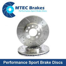 MTEC Rear Discs Evo 10