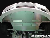 Beatrush Aluminium Under Panel Evo 8/9