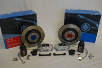 Alcon Advantage Extreme Rear Brake Kit Evo