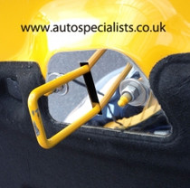 Bonnet latch surround with stainless fittings fits all Focus Mk3 Inc Zetec-S & ST250