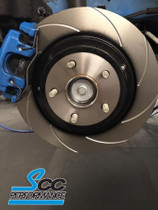 Grooved Rear Discs For The Focus RS Mk3