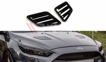 Maxton Designs BONNET VENTS FORD FOCUS 3 RS/FIESTA MK7 ST