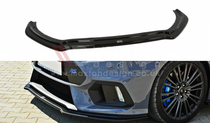 Maxton Designs FRONT SPLITTER FORD FOCUS 3 RS V.4