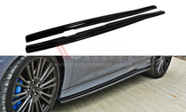 Maxton Designs SIDE SKIRTS DIFFUSERS FORD FOCUS 3 RS