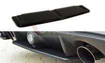 Maxton Designs CENTRAL REAR SPLITTER FORD FOCUS 3 RS