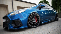 Maxton Designs SIDE SKIRTS DIFFUSERS FORD FOCUS MK3 ST FACELIFT