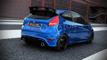 Maxton Designs ROOF SPOILER FORD FIESTA MK7 (FOCUS RS LOOK)