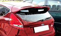 Maxton Designs ROOF SPOILER (ST / ZETEC S LOOK) FORD FIESTA MK7 PRIMER PAINTED