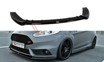 Maxton Designs FRONT SPLITTER (CUPRA) FIESTA MK7 ST FACELIFT 2013-UP