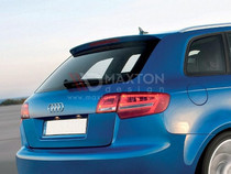 Maxton Designs SPOILER AUDI A3 8P, 5 DOOR < S3 LOOK >