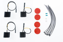 KW Cancellation kit for electronic damping Focus RS MK3