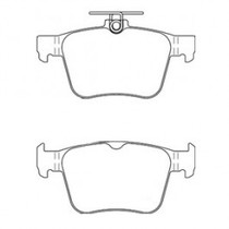 Mintex Rear Brake Pads (Golf R etc)