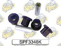 SuperPro Control Arm Lower Inner Front Kit 2