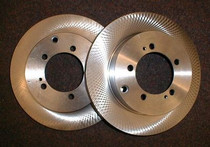 Mitsubishi Evo 4 Rear Std Replacement Brake Discs