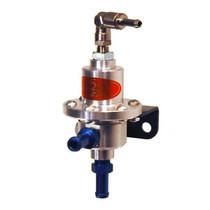 SARD Fuel Pressure Regulator with 8mm Nipples - Silver
