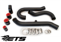 ETS Mitsubishi Evo 7-9 Short Route Complete Piping Kit