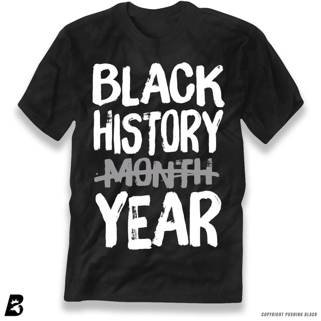 """""""BLACK HISTORY YEAR"""" Premium Unisex T-Shirt"""