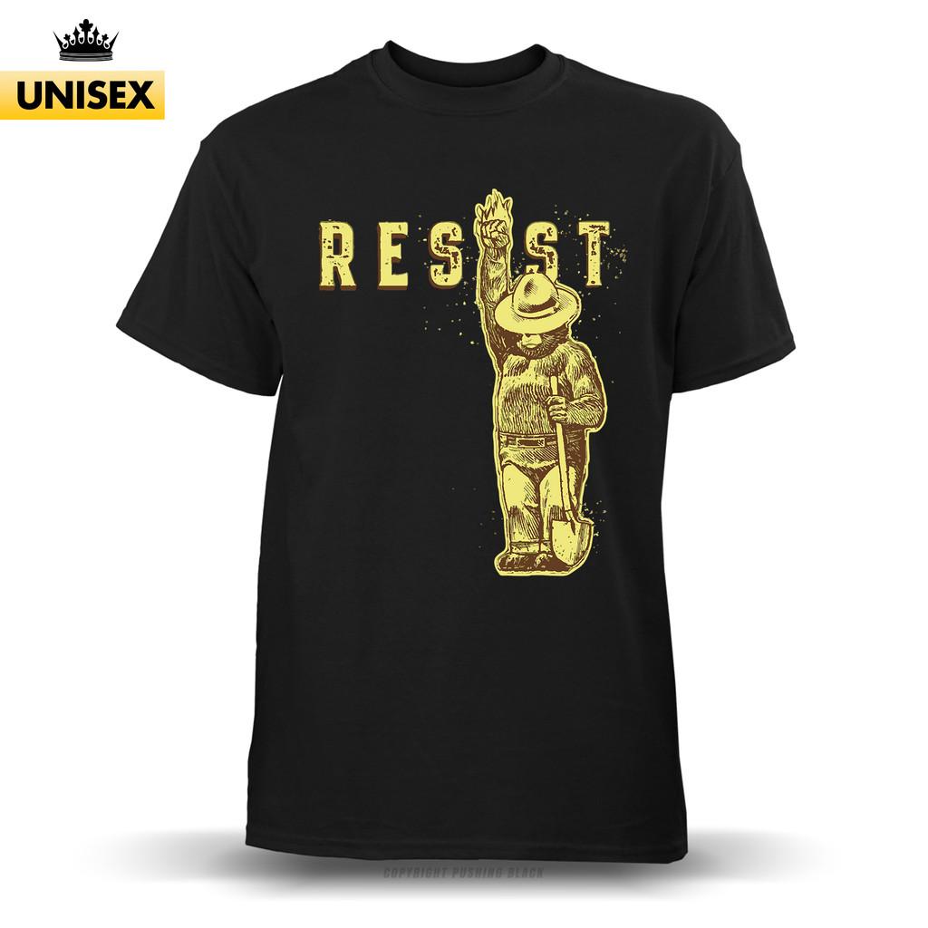 Smokey the Bear - RESIST
