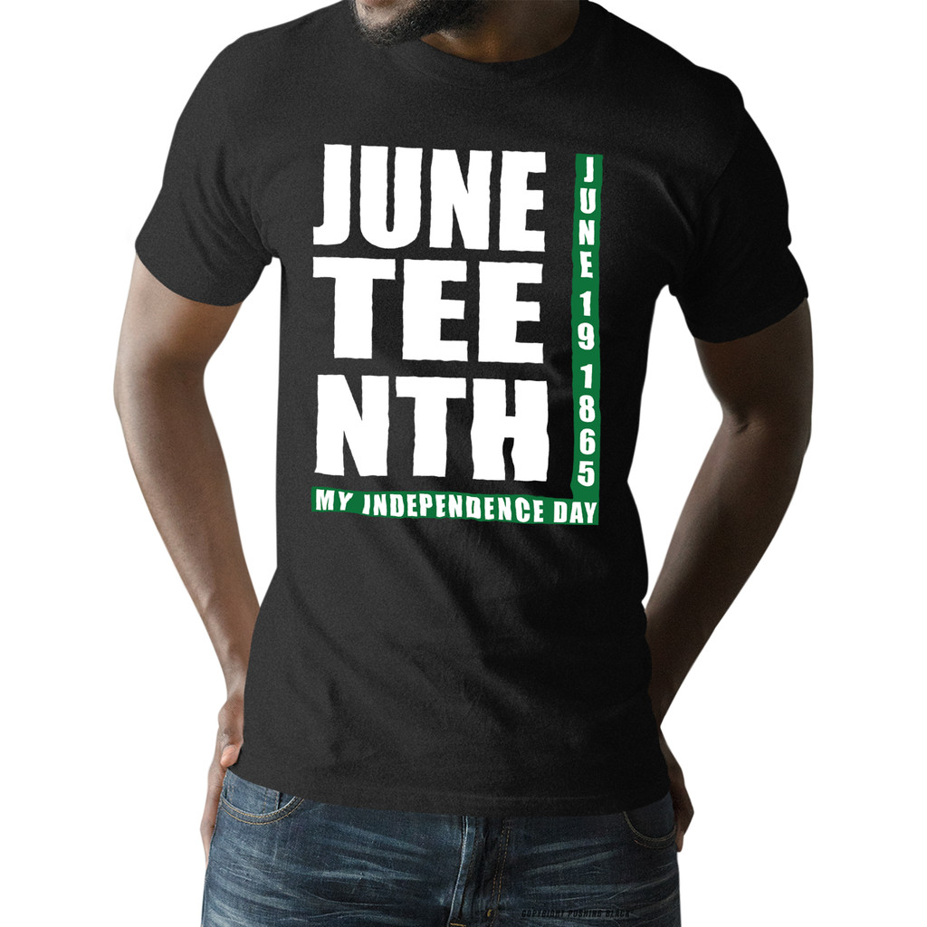 Juneteenth My Independence Day  Unisex T-Shirt