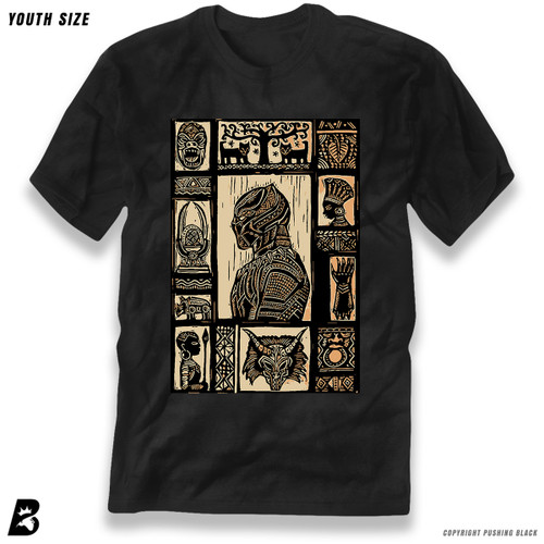 'The Story of the Black Panther' Premium Youth T-Shirt