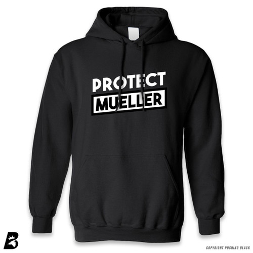 'Protect Mueller' Premium Unisex Hoodie with Pocket