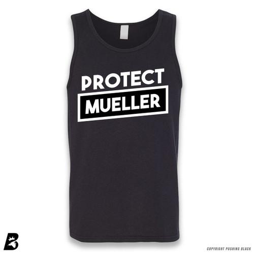 'Protect Bob Mueller' Sleeveless Unisex Tank Top
