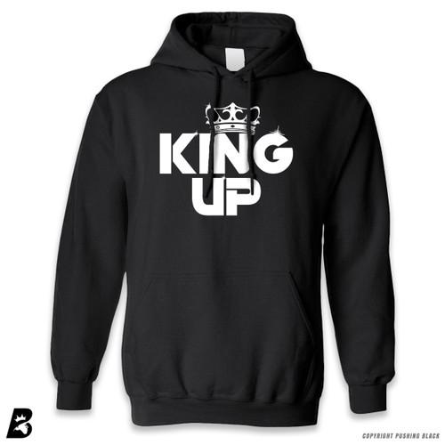 'King Up' Premium Unisex Hoodie with Pocket