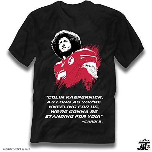 'Standing For Colin Kaepernick' Premium Tee