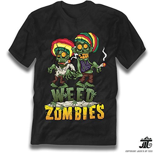 Weed Zombies' Premium Jack'D Up T-Shirt