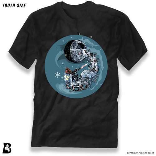 'Santa Ruler of the Galaxy' Premium Youth T-Shirt
