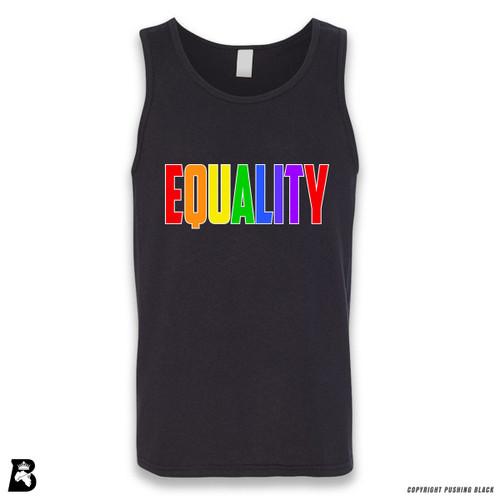 'Equality' Sleeveless Unisex Tank Top