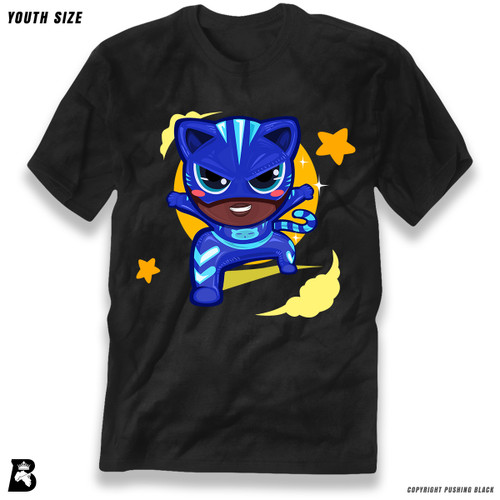 'PowerTuff Cat Boy' Premium Youth T-Shirt