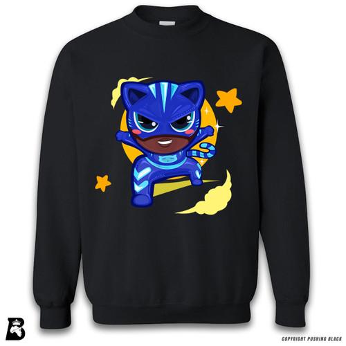 'PowerTuff Cat Boy' Premium Unisex Sweatshirt