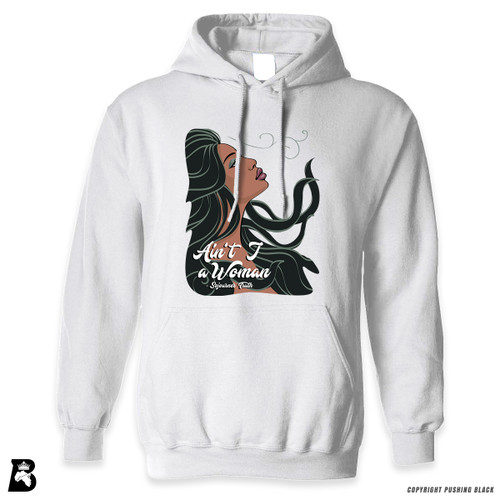 'Ain't I a Woman' Premium Unisex Hoodie with Pocket