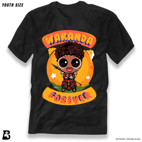 'Nakia PowerTuff' Premium Youth T-Shirt