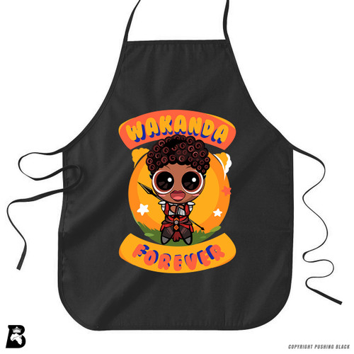 'Nakia PowerTuff' Premium Canvas Kitchen Apron