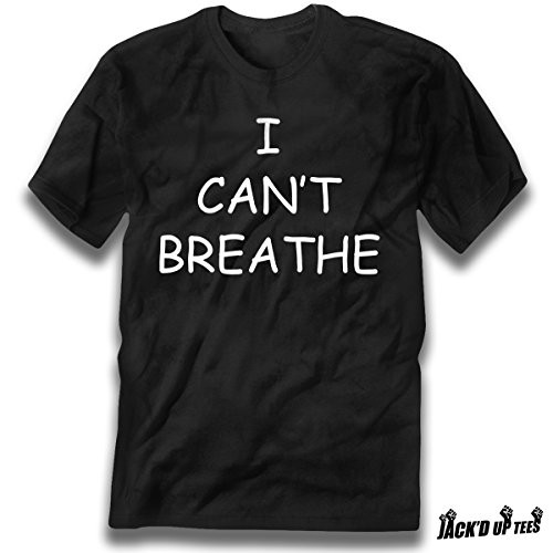 'I Can't Breathe' - Eric Garner Remembrance Tee