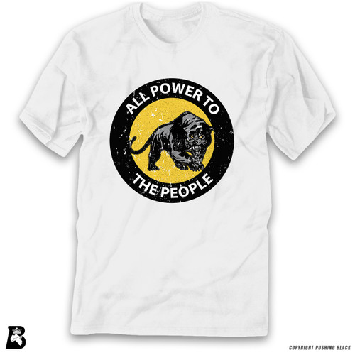 'All Power To the People' Premium Unisex T-Shirt
