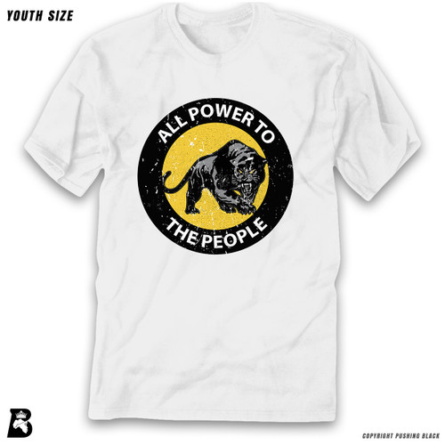 'All Power To the People' Premium Youth T-Shirt