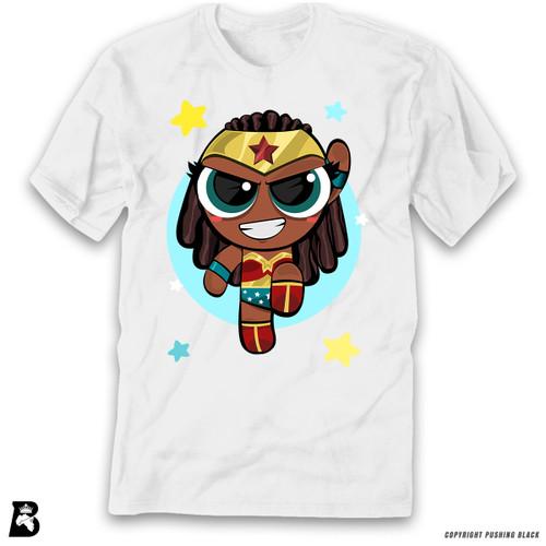 'PowerTuff Woman of Wonder' Premium Unisex T-Shirt