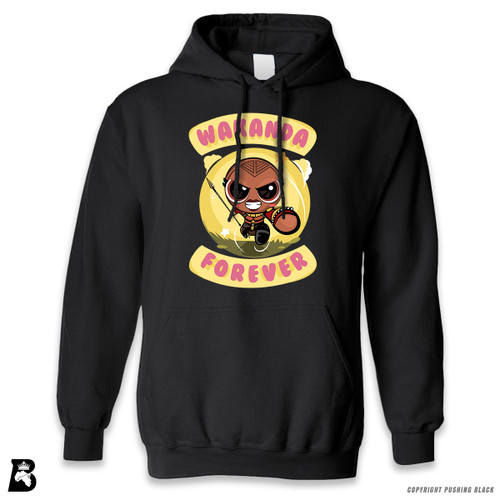 'Okoye Powertuff' Premium Unisex Hoodie with Pocket