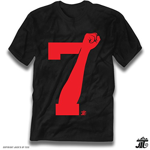 '7 Fist Up High' Colin Kaepernick Premium Unisex T-Shirt
