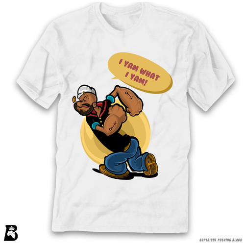 'I Yam What I Yam' Premium Unisex T-Shirt