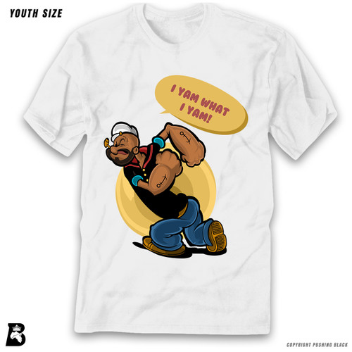 'I Yam What I Yam' Premium Youth T-Shirt