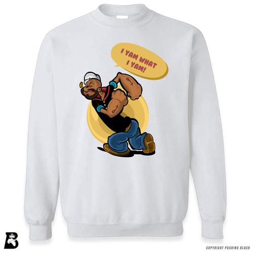 'I Yam What I Yam' Premium Unisex Sweatshirt