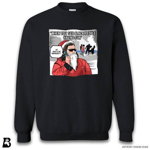 'BBQ Becky Christmas' Premium Unisex Sweatshirt