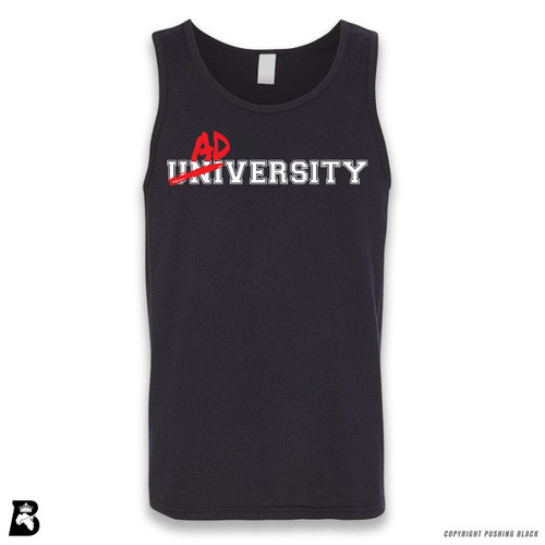 'Adversity' Sleeveless Unisex Tank Top