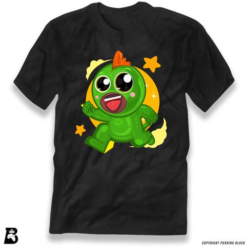 'Gecko PowerTuff  Boy' Premium Unisex T-Shirt