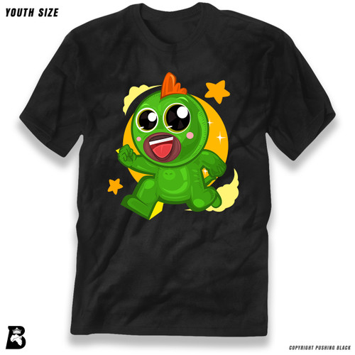 'Gecko PowerTuff  Boy' Premium Youth T-Shirt
